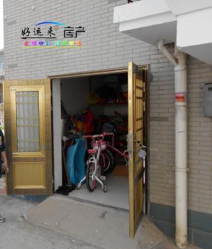 建湖县金色家园车库上一层精装套房出售