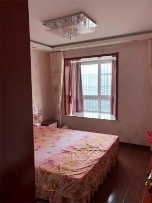 京城国际7楼 精装 三室二厅 家电家具齐全